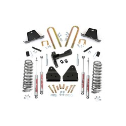 "4,5"" Rough Country Lift Kit - Ford F350 4WD 05-07"