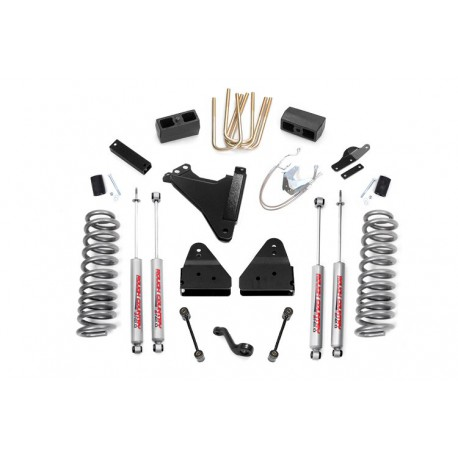"4,5"" Rough Country Lift Kit - Ford F250 4WD 08-10"