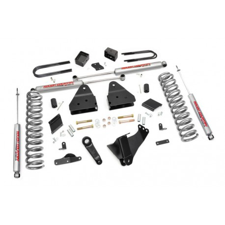 "4,5"" Rough Country Lift Kit - Ford F250 4WD 11-14"