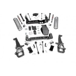 "6"" Rough Country Lift Kit - Dodge RAM 1500 4WD 09-11"