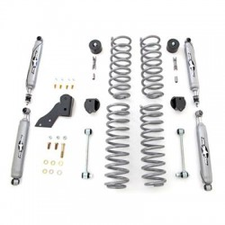 "2,5"" Rubicon Express Lift Kit suspension Twin Tube - Jeep Wrangler JK 2 door"