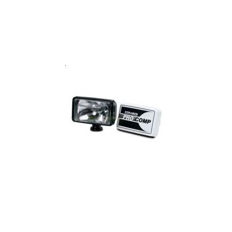 Light 100W black square Pro Comp