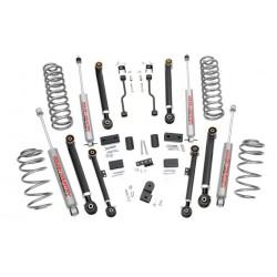 "4"" Rough Country X-Flex Lift Kit suspension - Jeep Grand Cherokee ZJ"