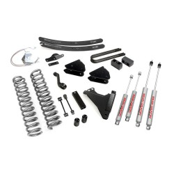 "6"" Rough Country Lift Kit - Ford F250 4WD 08-10"