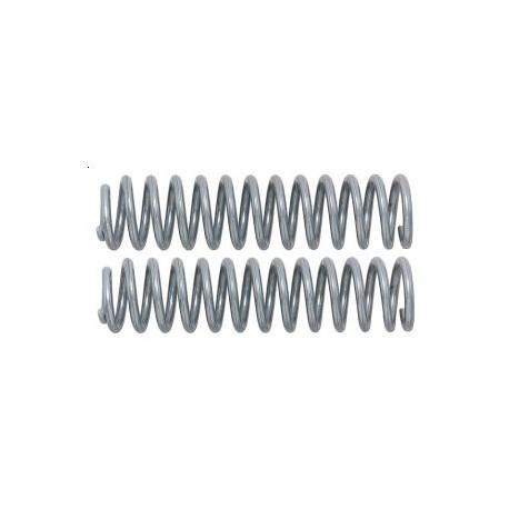 """Rear coil springs Rubicon Express - Lift 3,5"""" - Jeep Wrangler JK 2 door"""