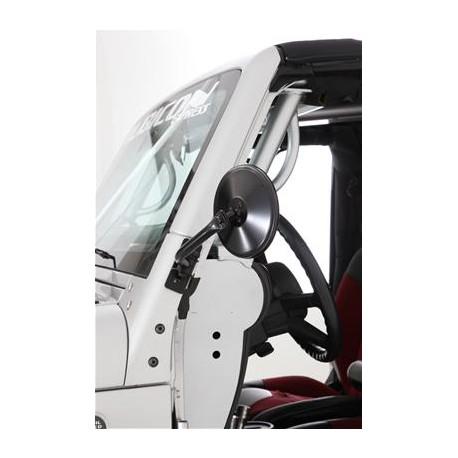 Trail Mirrors Smittybilt - Jeep Wrangler TJ