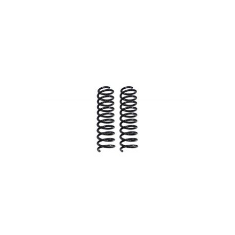 "Rear coil springs Lift 4,5"" CLAYTON OFF ROAD - Jeep Wranger JK"