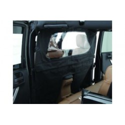 Outback Wind Braker SMITTYBILT - Jeep Wrangler JK 2 door