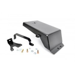 Evap Canister Skid Plate Rough Country - Jeep Wrangler JK