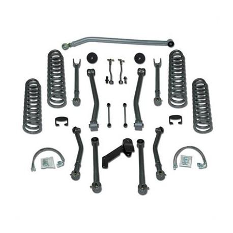 "3,5"" Rubicon Express Super Flex Lift Kit suspension - Jeep Wrangler JK 4 door"