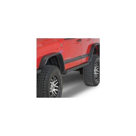 Rock Sliders Smittybilt - Jeep Cherokee XJ