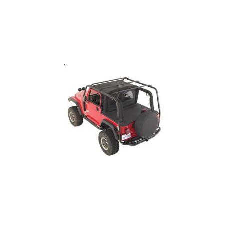 Roof Rack Smittybilt SRC - Jeep Wrangler YJ