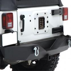 Rear Steel Bumper Smittybilt XRC - Jeep Wrangler JK