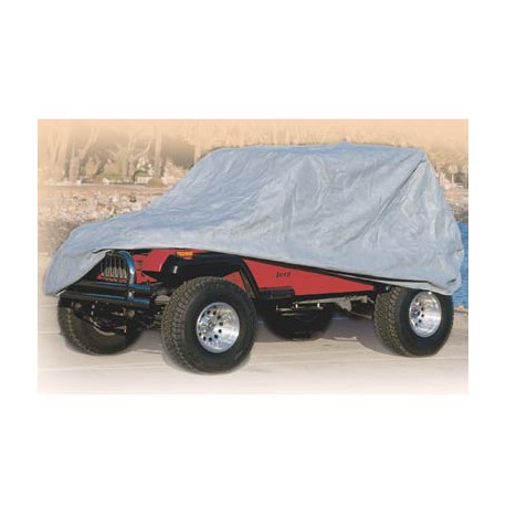 Full Climate Jeep Cover SMITTYBILT - Jeep Wrangler TJ