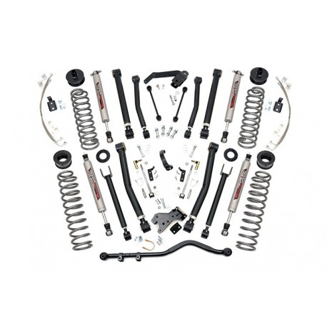 "6"" Rough Country X Series Lift Kit - Jeep Wrangler JK 4 door"