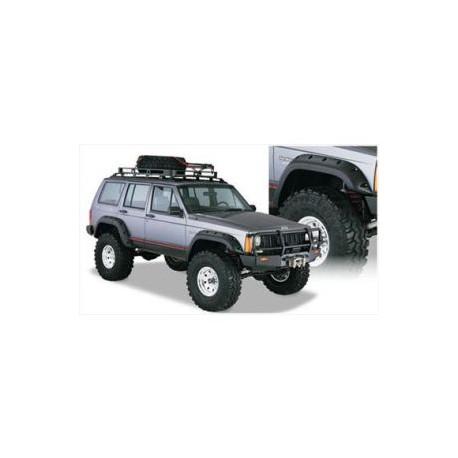 Fender Flares Bushwacker Cut-Out Style - Jeep Cherokee XJ