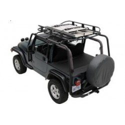 Roof Rack Smittybilt SRC - Jeep Wrangler JK 2 door