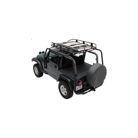 Roof Rack Smittybilt SRC - Jeep Wrangler JK 2 door