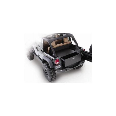 Rear Lockable Storage Box Smittybilt - Jeep Wrangler JK
