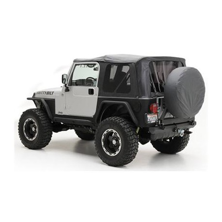 Soft Top Black Smittybilt - Jeep Wrangler TJ