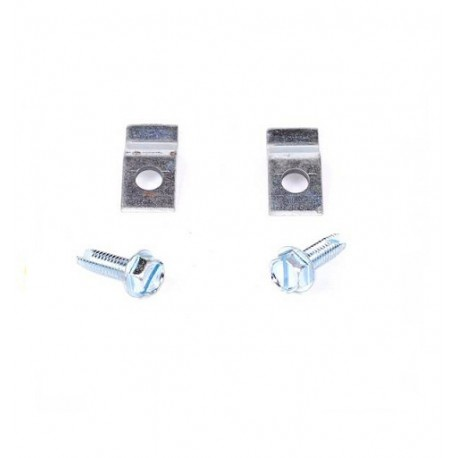 Coil spring retainers Zone - Jeep Wrangler TJ