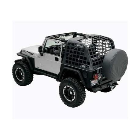 CRES Net Smittybilt - Jeep Wrangler TJ