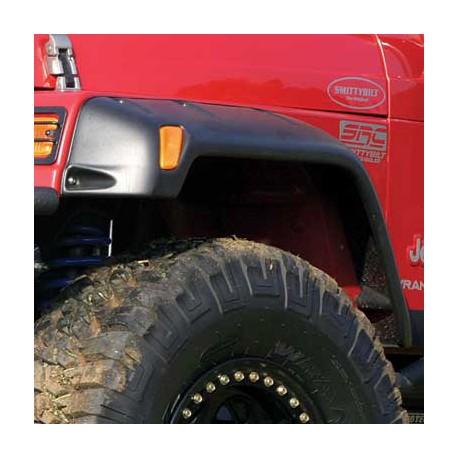 Fender Flares SMITTYBILT - Jeep Wrangler YJ