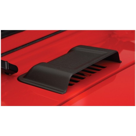 Trail Armor Hood Scoop BUSHWACKER - Jeep Wrangler TJ