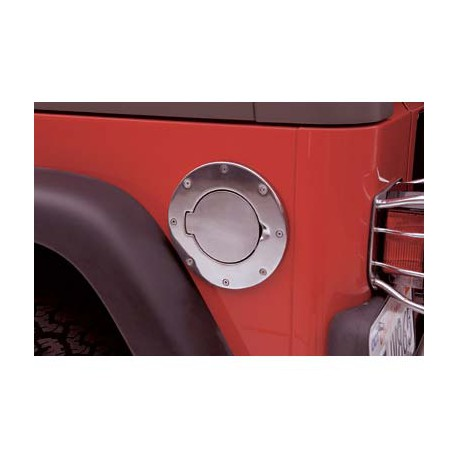 Gas Hatch Aluminium Smittybilt - Jeep Wrangler TJ