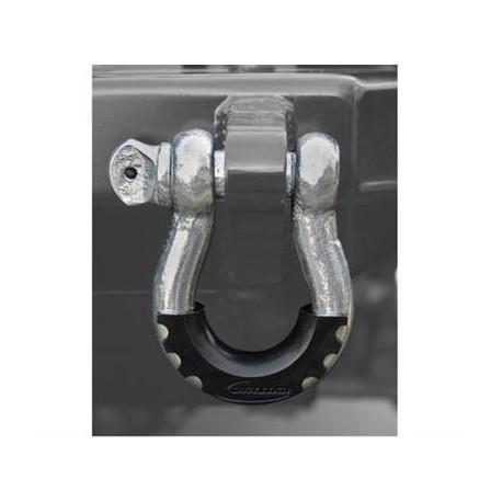 D-ring Isolators DAYSTAR black (pair)