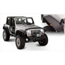 Fender Flares Bushwacker Flat Style - Jeep Wrangler JK 2 door