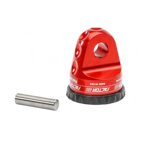 ProLink with Titanium Pin & Rubber Guard (Red)
