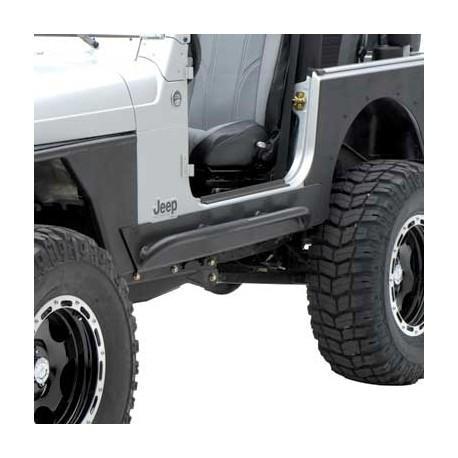 Rock Sliders Smittybilt XRC - Jeep Wrangler TJ