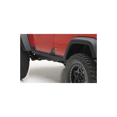 Body Cladding Smittybilt XRC - Jeep Wrangler JK 4 door