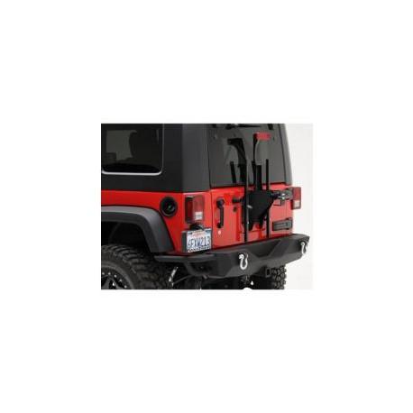 "Oversize Tire Mount 33"" 35' 37"" Smittybilt - Jeep Wrangler JK"