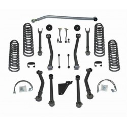 4.5'' Super-Flex Short Arm Lift Kit Rubicon Express - Jeep Wrangler JK 2 door