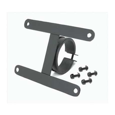 License Plate Bracket for Tubular Bumpers Smittybilt