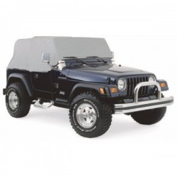 Waterproof Cab Cover SMITTYBILT - Jeep Wrangler YJ 87 - 91