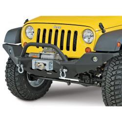 Full Width End Plates for Front Bumper Smittybilt M.O.D. XRC - Jeep Wrangler JK
