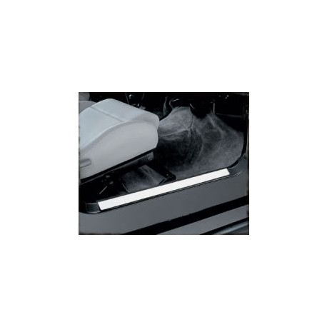 Stainless Steel Entry Guards Smittybilt - Jeep Wrangler YJ