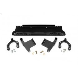 Winch Mounting Plate Rough Country - Jeep Wrangler JK