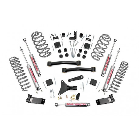 4'' Rough Country Lift Kit suspension - Jeep Grand Cherokee WJ WG