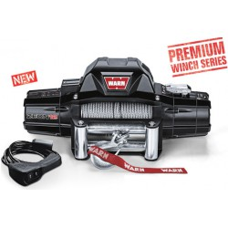 Winch WARN ZEON 12 steel rope 12000 LBS