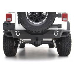 Rear Steel Bumper Smittybilt SRC - Jeep Wrangler JK