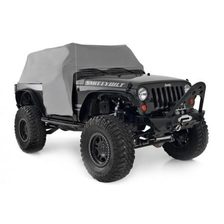 Waterproof Cab Cover SMITTYBILT - Jeep Wrangler JK 2 door