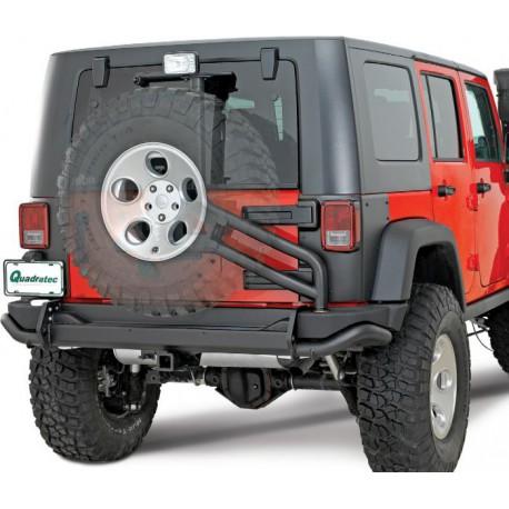 Rear Steel Bumper AEV - Jeep Wrangler JK