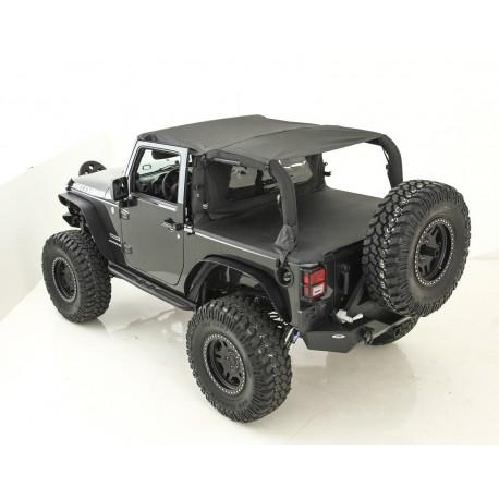 Tonneau Cover SMITTYBILT - Jeep Wrangler JK 2 door