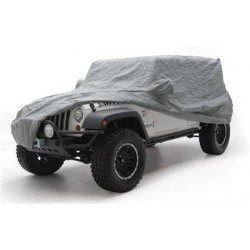 Full Climate Jeep Cover - Jeep Wrangler JK 2 door