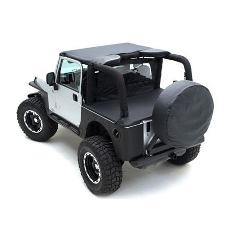 Brief Top Waterproof SMITTYBILT - Jeep Wrangler YJ 92 - 95