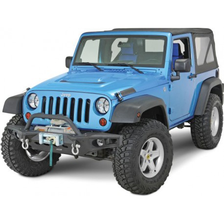 Crawler End Plates for Front Bumper Smittybilt M.O.D. XRC - Jeep Wrangler JK